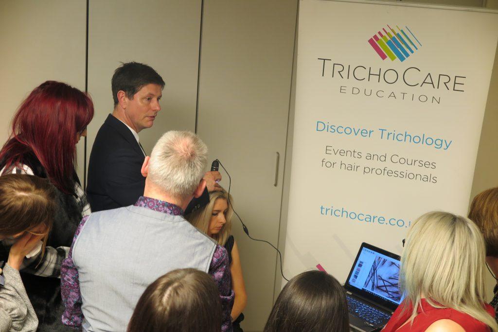 Trichoscope demo